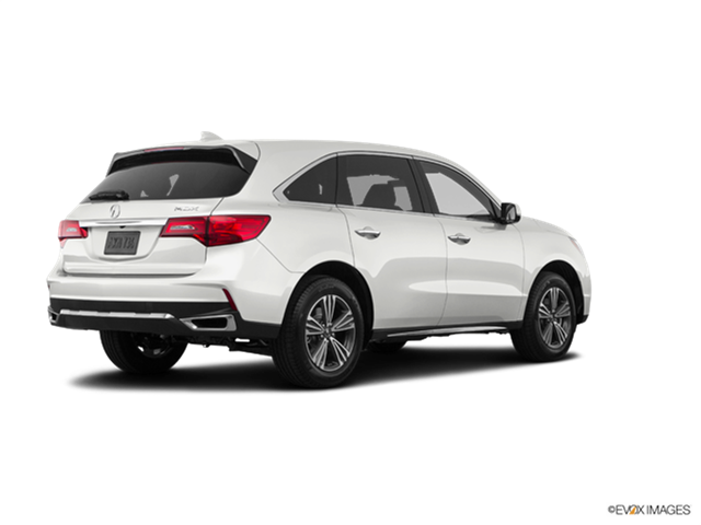 Acura MDX SHAWD WAdvance Entertainment Pkgs New Car Prices - 2018 acura mdx price