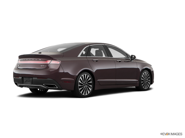 2018 lincoln mkz black label new car prices kelley blue book. Black Bedroom Furniture Sets. Home Design Ideas