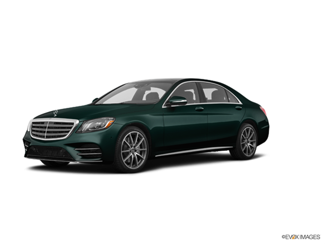 2018 Mercedes Benz S Class S 560 4matic New Car Prices Kelley Blue