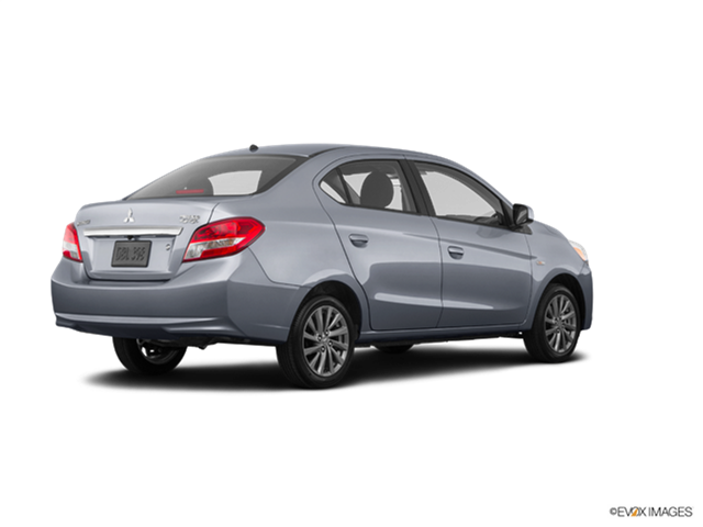 New Car 2018 Mitsubishi Mirage G4 ES
