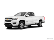 2019-Chevrolet-Colorado Extended Cab