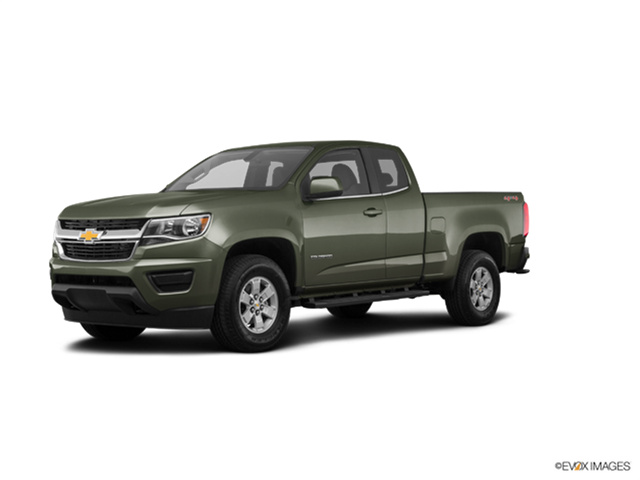 2018 chevrolet colorado extended cab new car prices. Black Bedroom Furniture Sets. Home Design Ideas