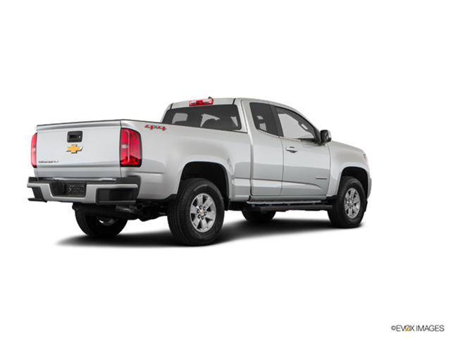 New Car 2019 Chevrolet Colorado Extended Cab