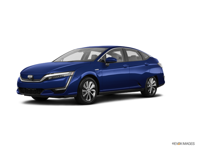 Top Consumer Rated Electric Cars of 2017 - 2017 Honda Clarity Electric