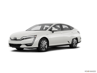 2019 Honda Clarity Electric Exterior