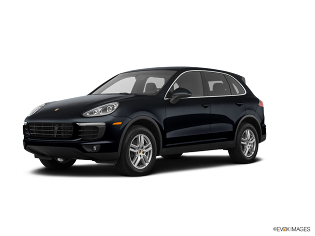 Most Popular Luxury Vehicles of 2018 - 2018 Porsche Cayenne