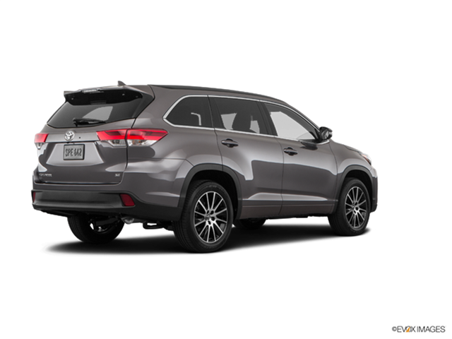 New Car 2018 Toyota Highlander Limited Platinum