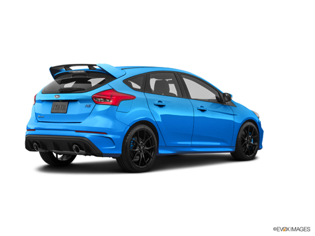 New Car 2018 Ford Focus RS