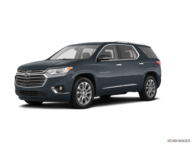 New Car 2019 Chevrolet Traverse RS