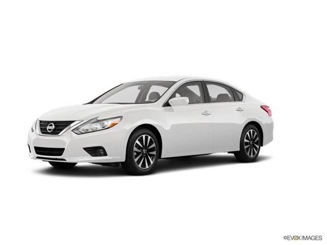 New Car 2018 Nissan Altima 2.5 SV