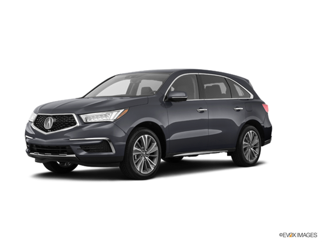Best Safety Rated Luxury Vehicles of 2018 - 2018 Acura MDX