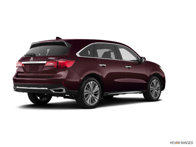 New Car 2018 Acura MDX Base w/Technology & Entertainment Pkgs