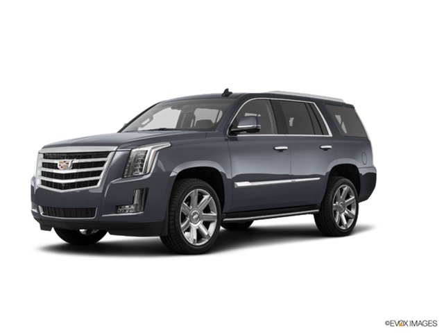 New Car 2018 Cadillac Escalade Luxury