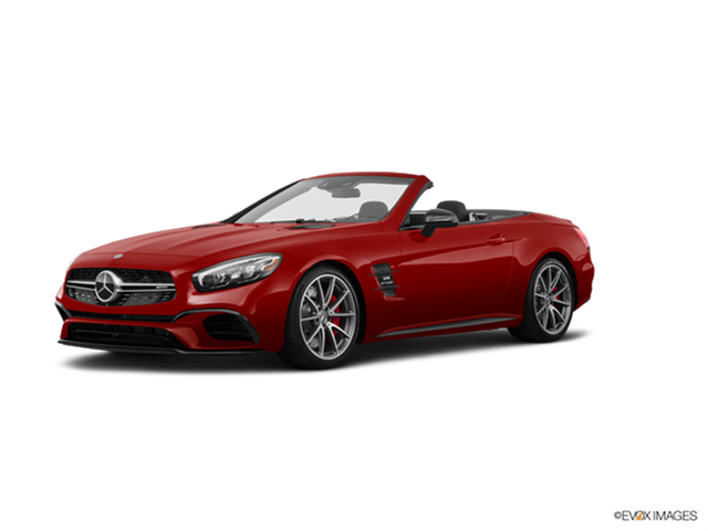 New Car 2018 Mercedes-Benz Mercedes-AMG SL SL 65 AMG