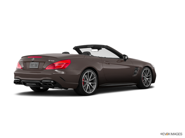 New Car 2018 Mercedes-Benz Mercedes-AMG SL SL 63 AMG