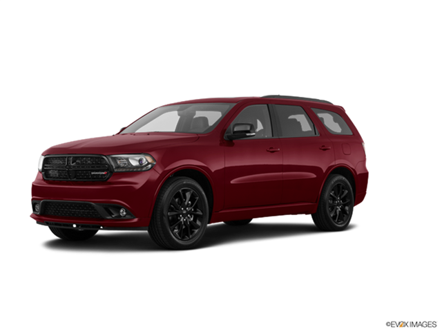 New Car 2018 Dodge Durango Anodized Platinum
