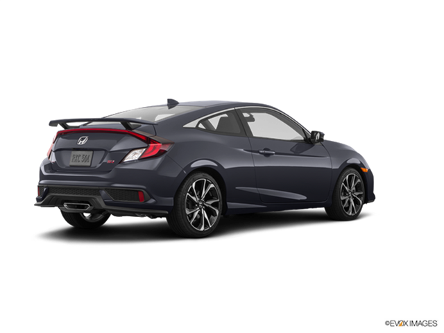 2018 Honda Civic Si New Car Prices | Kelley Blue Book