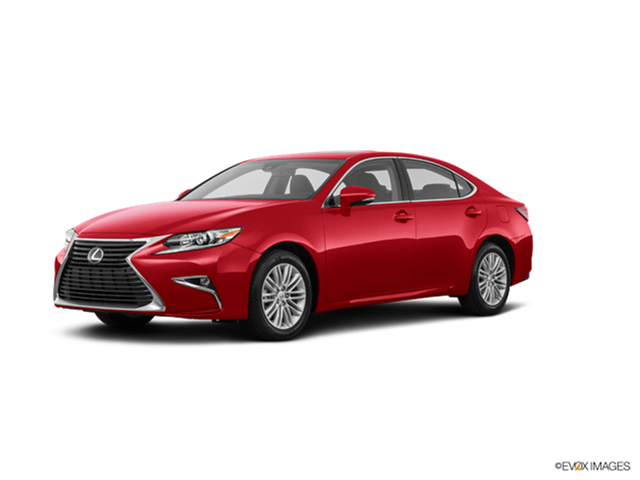 Best Safety Rated Sedans of 2018 - 2018 Lexus ES