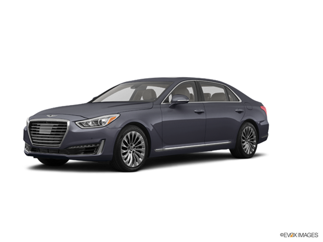 Top Consumer Rated Luxury Vehicles of 2018 - 2018 Genesis G90