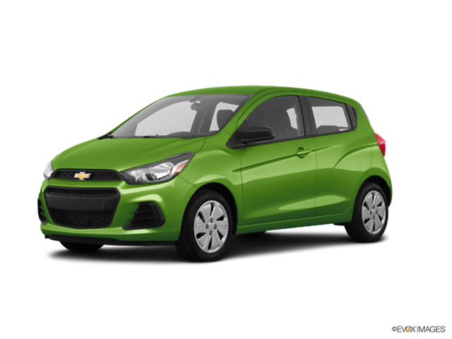 New Car 2018 Chevrolet Spark LS