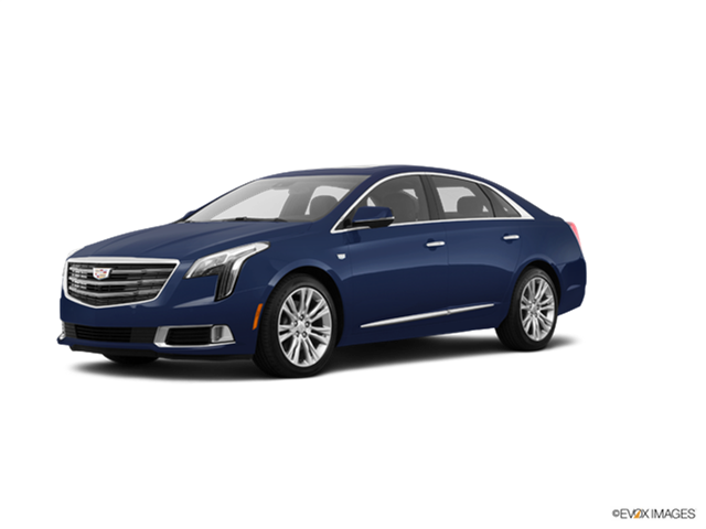 Best Safety Rated Luxury Vehicles of 2018 - 2018 Cadillac XTS