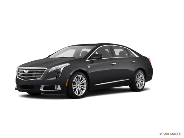 New Car 2018 Cadillac XTS