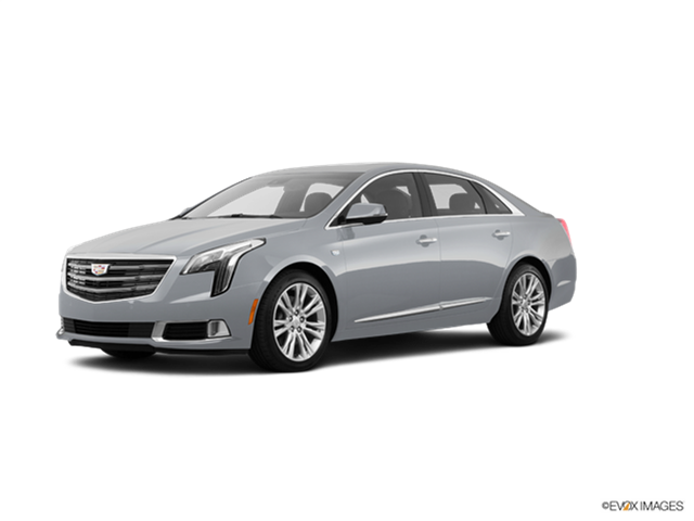 New Car 2018 Cadillac XTS Platinum