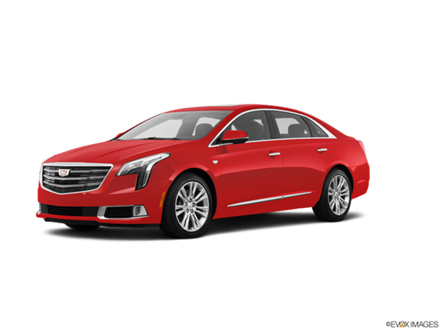 Best Safety Rated Sedans of 2018 - 2018 Cadillac XTS