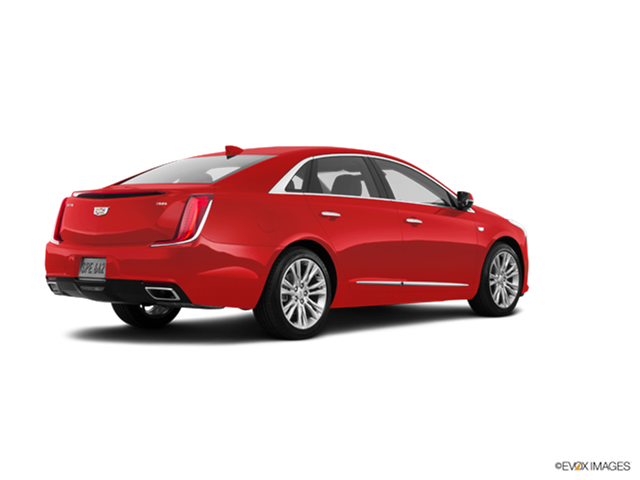 New Car 2018 Cadillac XTS Luxury