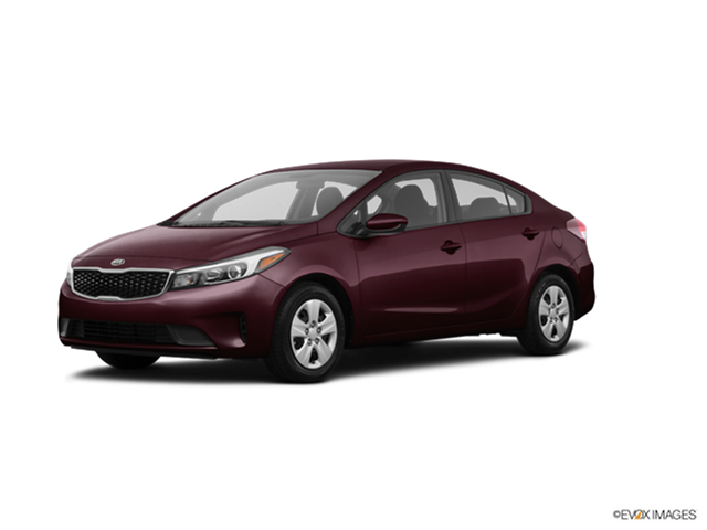 Best Safety Rated Sedans of 2018 - 2018 Kia Forte