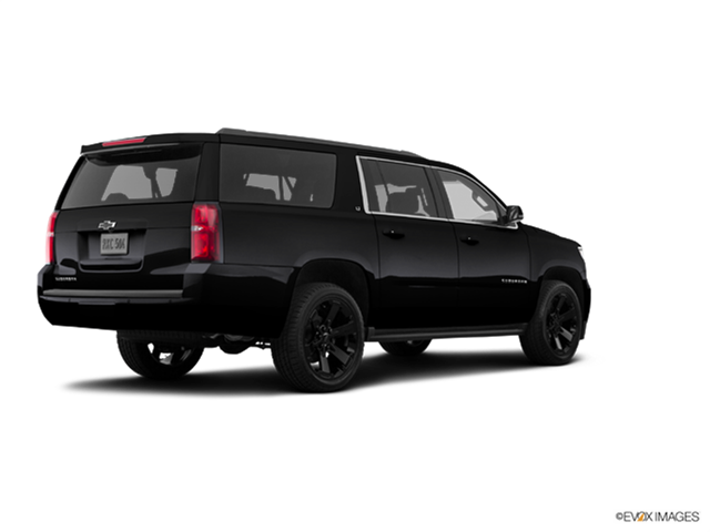 New Car 2018 Chevrolet Suburban LT
