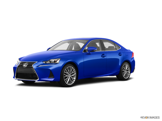 Best Safety Rated Sedans of 2018 - 2018 Lexus IS