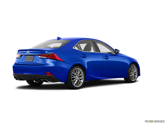 New Car 2018 Lexus IS IS 300
