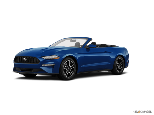New Car 2018 Ford Mustang EcoBoost