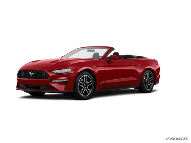 Top Expert Rated Convertibles of 2018 - 2018 Ford Mustang