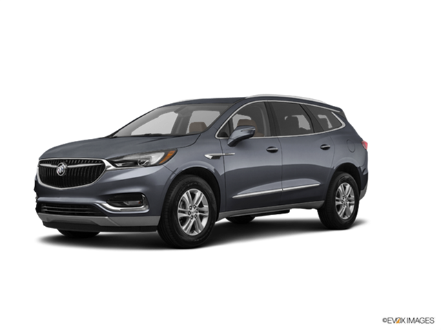 New Car 2018 Buick Enclave Avenir