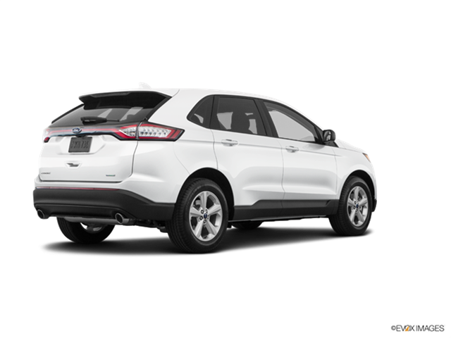 New Car 2018 Ford Edge Titanium