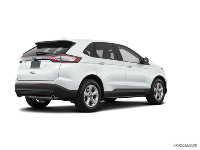 New Car 2018 Ford Edge SE