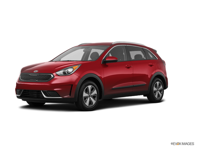 Most Popular Wagons of 2018 - 2018 Kia Niro