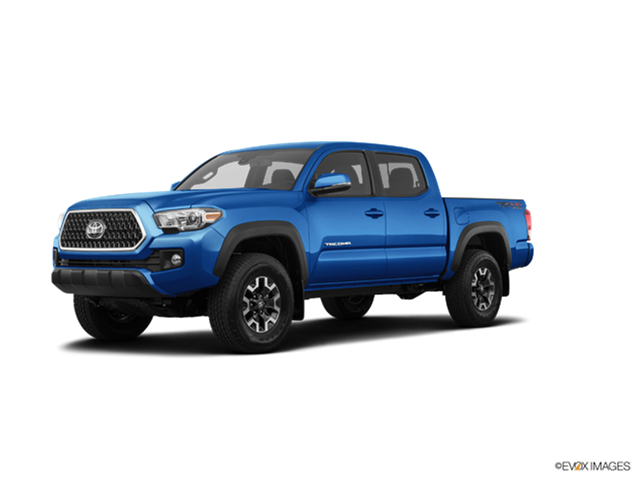 2019 Toyota Tacoma Double Cab Trd Off Road New Car Prices