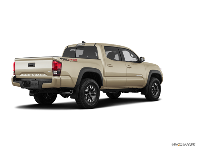 New Car 2018 Toyota Tacoma Double Cab TRD Off-Road