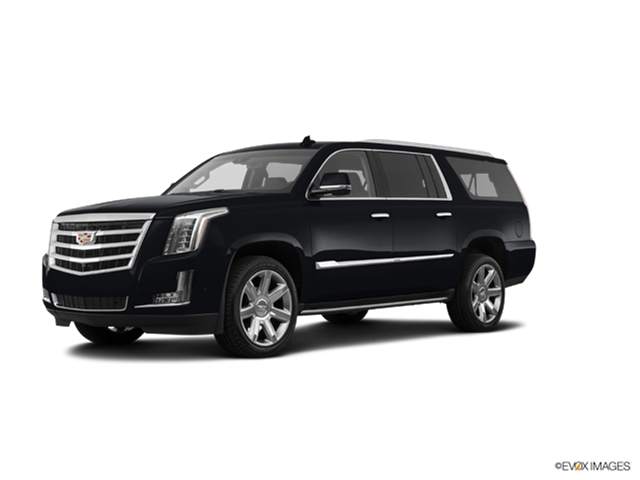 New Car 2018 Cadillac Escalade ESV Premium Luxury