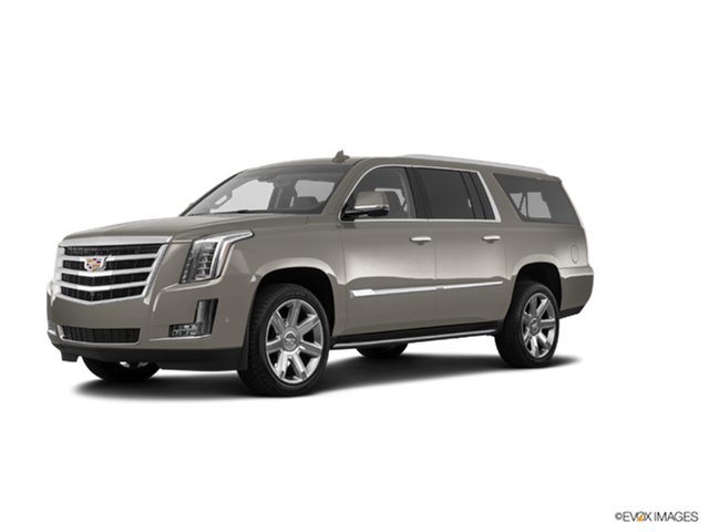 New Car 2018 Cadillac Escalade ESV