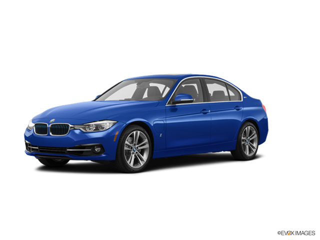 Most Popular Hybrids of 2018 - 2018 BMW 3 Series