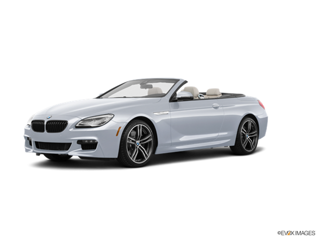 2018 Bmw 6 Series 650i New Car Prices Kelley Blue Book