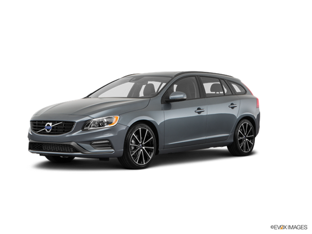New Car 2018 Volvo V60 T5 Dynamic
