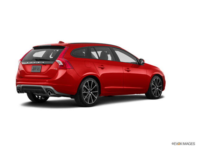 New Car 2018 Volvo V60 T5 Cross Country