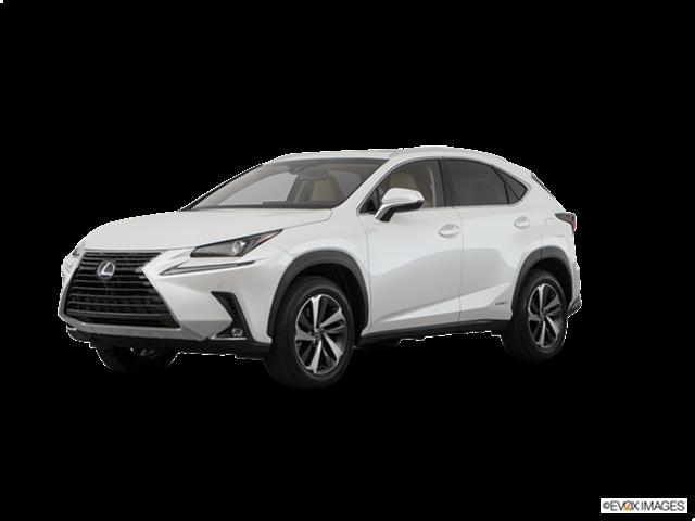 2019 Lexus Nx Starting Price