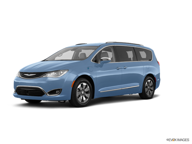 Highest Horsepower Vans/Minivans of 2018 - 2018 Chrysler Pacifica Hybrid