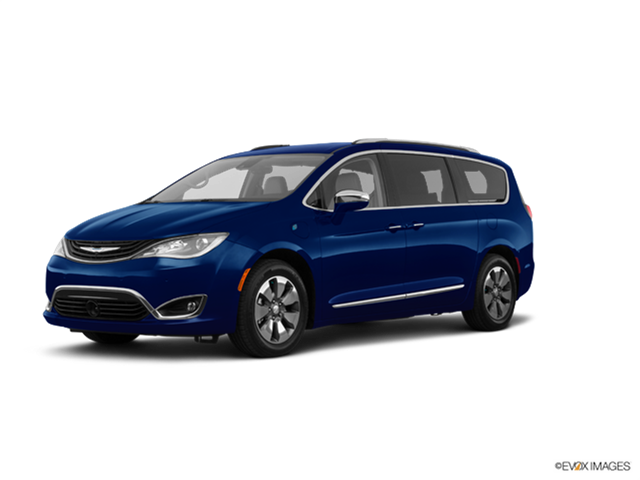 New Car 2018 Chrysler Pacifica Hybrid Touring L